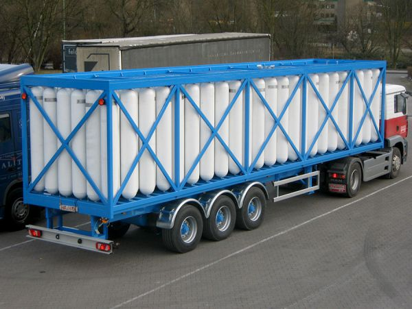 40-Foot container frame